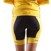 Womans Shorts behind