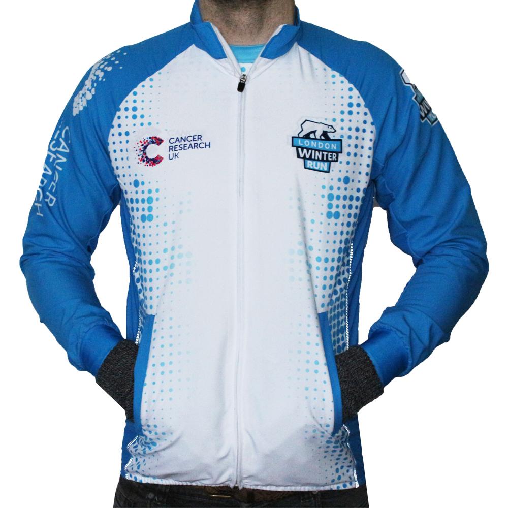 79914b957ee388 2019 Cancer Research UK London Winter Run Running Jacket | Official ...